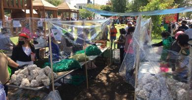 Benefician a más de 4 mil familias de San Andrés Cholula al repartir 12 toneladas de verdura