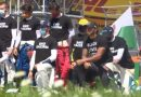 Pilotos de la F1 lanzan mensaje contra el racismo