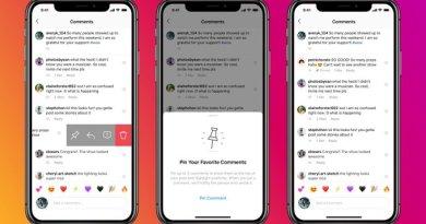 Instagram lanza nueva función para fijar comentarios al inicio de tus publicaciones