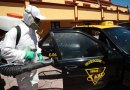 Desinfecta San Andrés Cholula 254 taxis