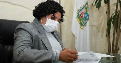 Nombra Karina Pérez a Rafael González como encargado de la Secretaría de Fomento Económico