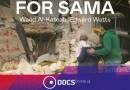 Proyectará Secretaría de Cultura el documental «For Sama»