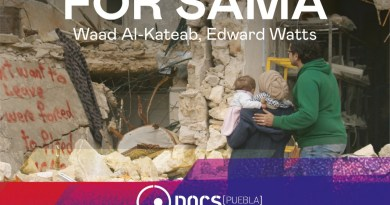 Proyectará Secretaría de Cultura el documental «For Sama»