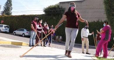 Clausura Leticia Torres Taller de Sensibilización del CRI