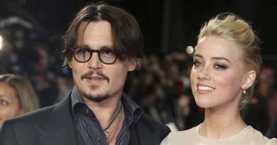 Johnny Deep pierde en la demanda contra 'The Sun' y Amber Heard
