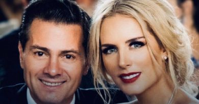Tania Ruiz presume lujoso anillo ¿Se casa con Peña Nieto?