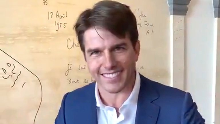 Lanzan en Tiktok imitación casi perfecta de Tom Cruise