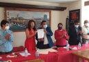 Mónica Lara Chávez se une al Partido del Trabajo