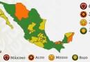14 estados pasan a verde en semáforo epidemiológico