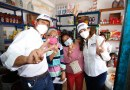 Ofrece Eduardo Rivera centros de capacitación para madres jefas de familia
