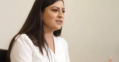 Señala Claudia Rivera al IEE Puebla por anomalías en proceso electoral
