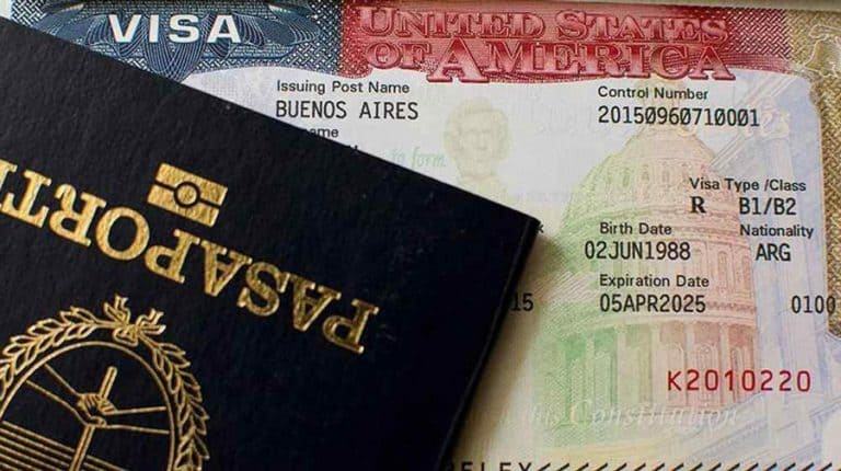Huellas digitales no serán requisito para renovación de visas para cónyuges en EU