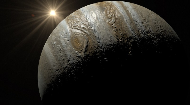 VIDEO: Astrónomo aficionado logra captar el choque de un misterioso objeto contra Júpiter