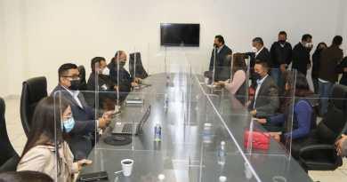 Encabeza Mundo Tlatehui primera mesa de seguridad en San Andrés Cholula