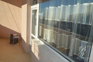 Terrace in Apartment for Rent in Blagoevgrad Bulgaria 2018 by Owner