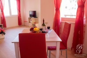 Luxury Rental in Blagoevgrad Bulgaria Furnished Italian Style Apartment for Rent