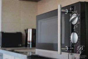 Short Term Rentals Blagoevgrad Bulgaria Microwave Bella Vita