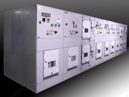 CYMIMASA Medium Voltage Electrical Switchboards