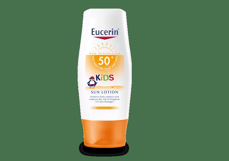 Eucerin Kids Sun Lotion SPF 50