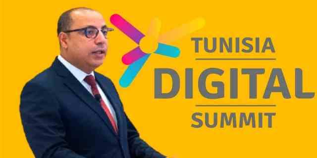 Hichem Mechichi PM opens the Tunisia Digital Summit 2020