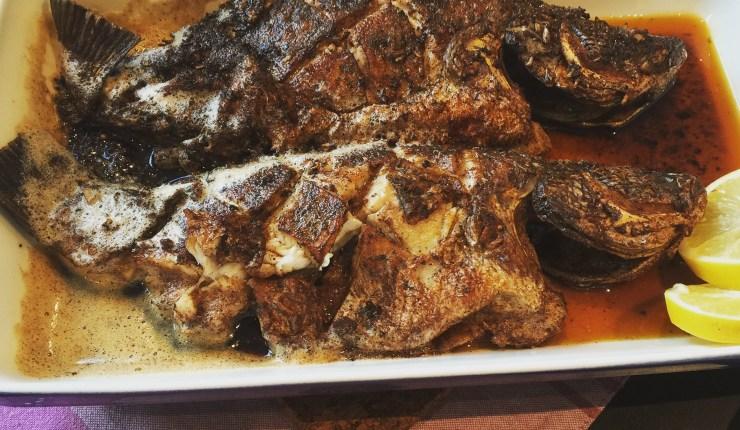 Recipe – BLACKENED FISH (Mardi Gras)