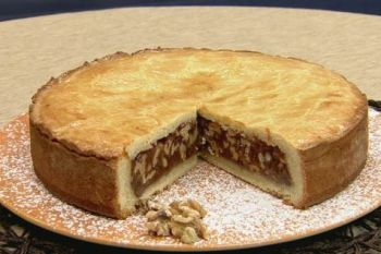 RECIPE – SWISS WALNUT PIE