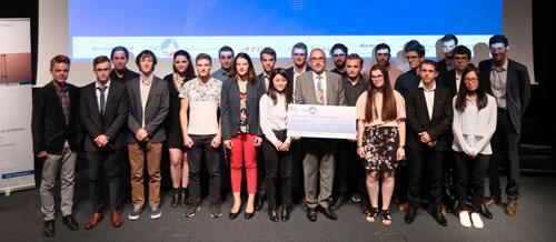 Cérémonie de remise des bourse internationales ENAC 2018