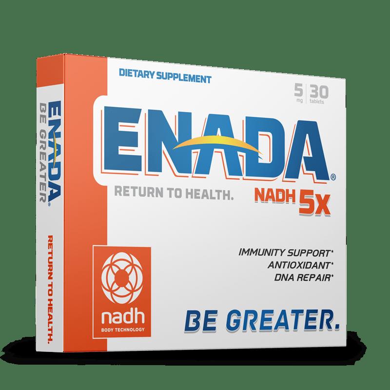 Enada 5mg for immunity support