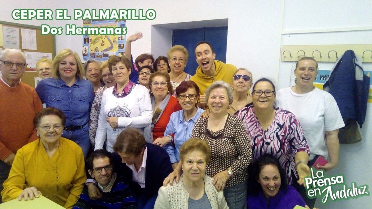 La Prensa en Andaluz, CEPER El Palmarillo, Dos Hermanas. 19 de abril.