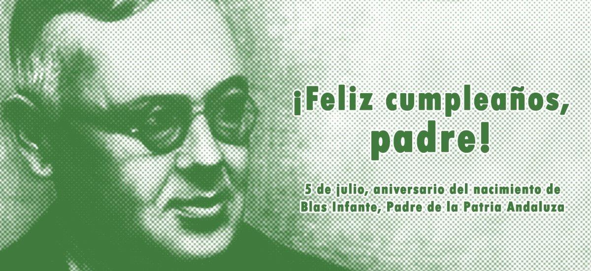 Blas Infante, nacimiento