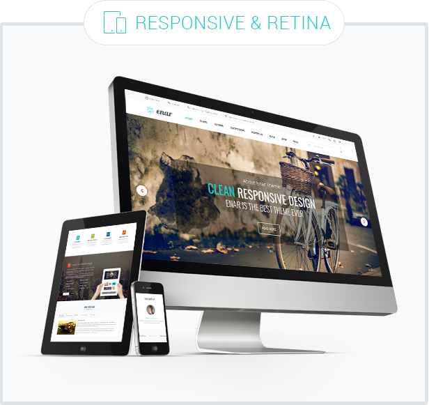Enar - Responsive Multi-Purpose WordPress Theme - 2