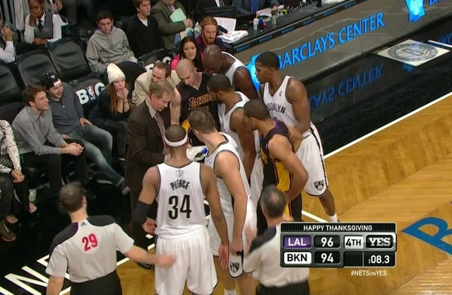 nets lakers
