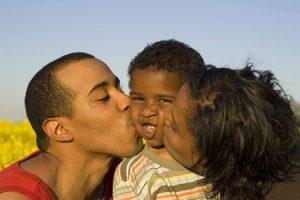 No hace falta que seas un padre perfecto
