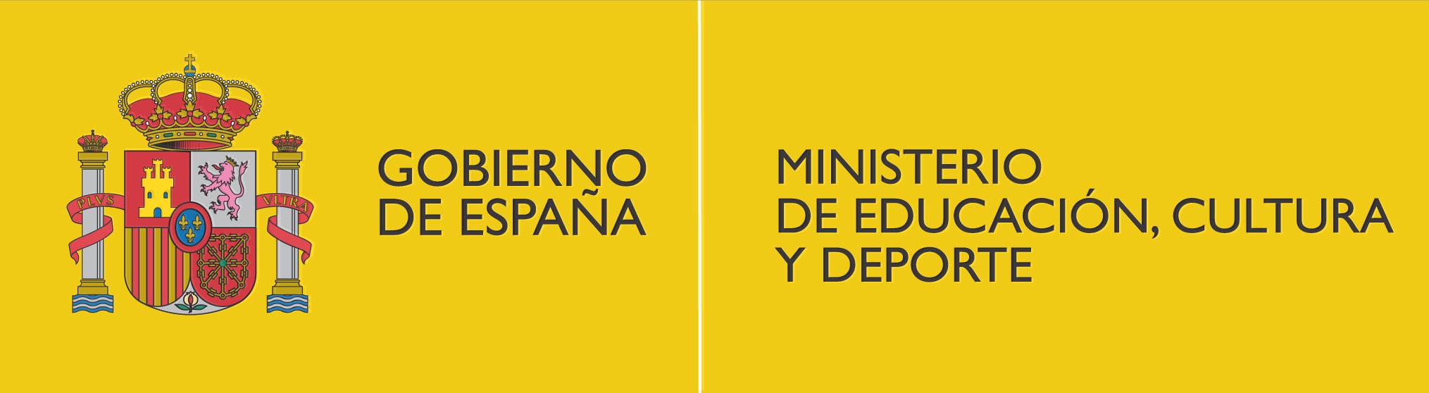 ministerio de educación de cultura y deporte | Trazos Digital