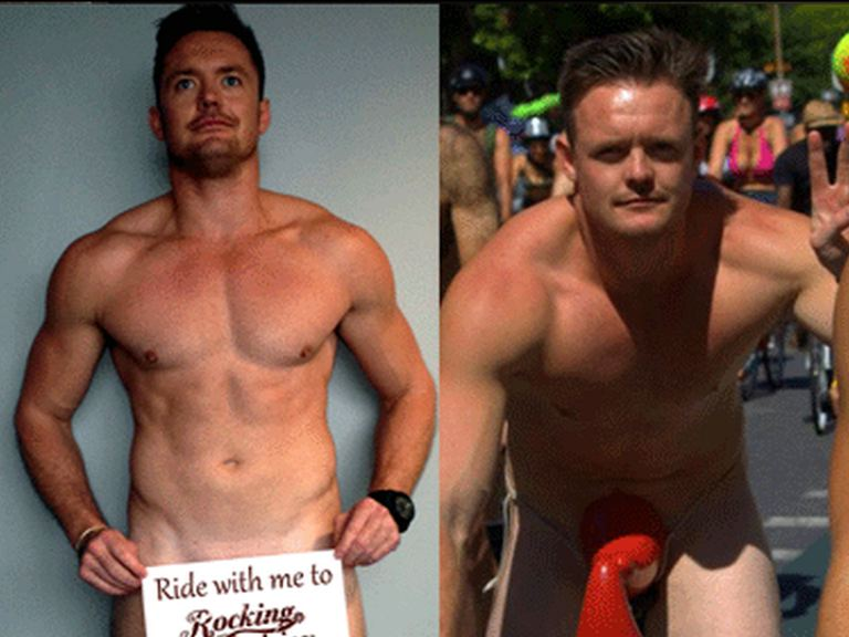 Naked Rhino Activist Banned From Cape Cycle Race