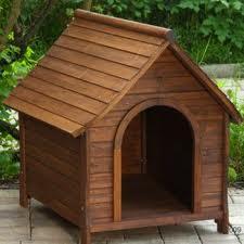 Construir una caseta para el perro - Como hacer una casita para perros ...