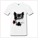 camiseta dog lover