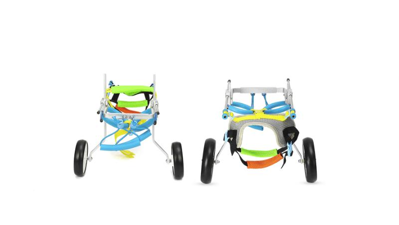 silla de ruedas para perros económica