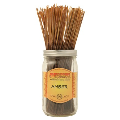 Wildberry Incense Amber