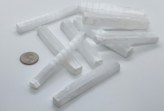 4 Inch Selenite Stick