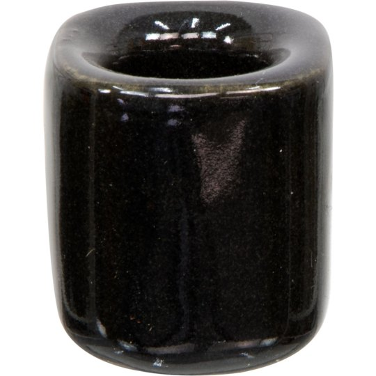Black Mini Altar Candle Holder