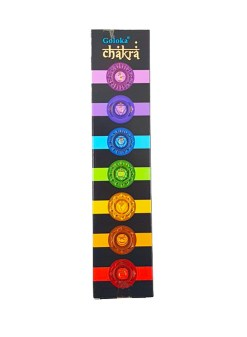 Goloka Chakra Incense