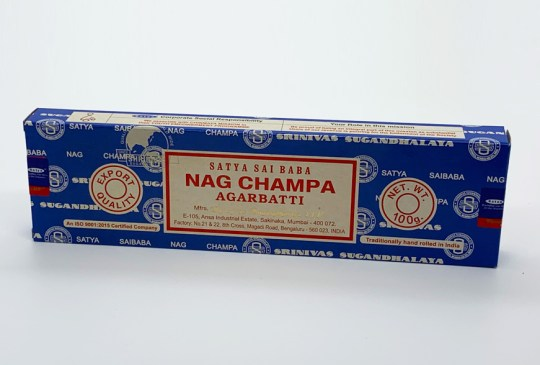 Satya Sai Baba Nag Champa Incense 100 Gram