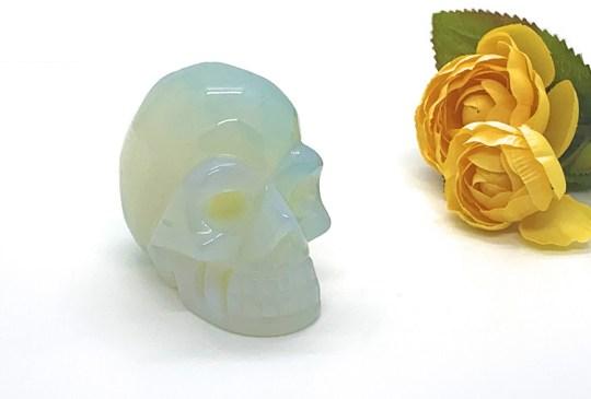 Medium Sized Opalite Skull