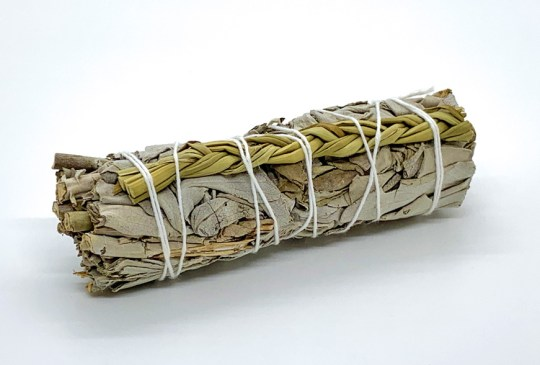Mini White Sage & Sweetgrass Bundle