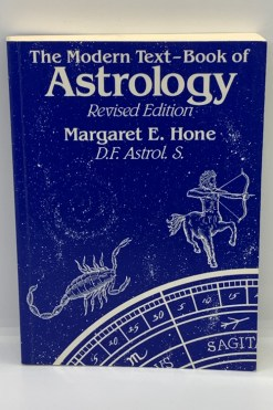 The Modern Text Book of Astrology