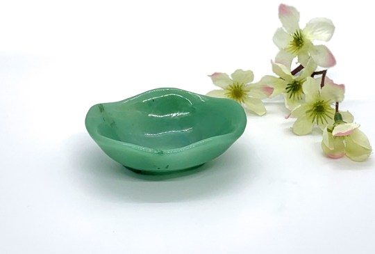 Green Aventurine Offering Bowl