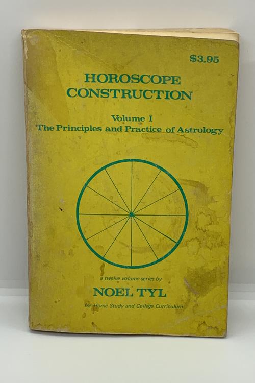 Horoscope Construction