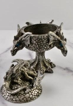 Silver Dragon Box