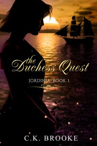 TheDuchessQuestBookCover